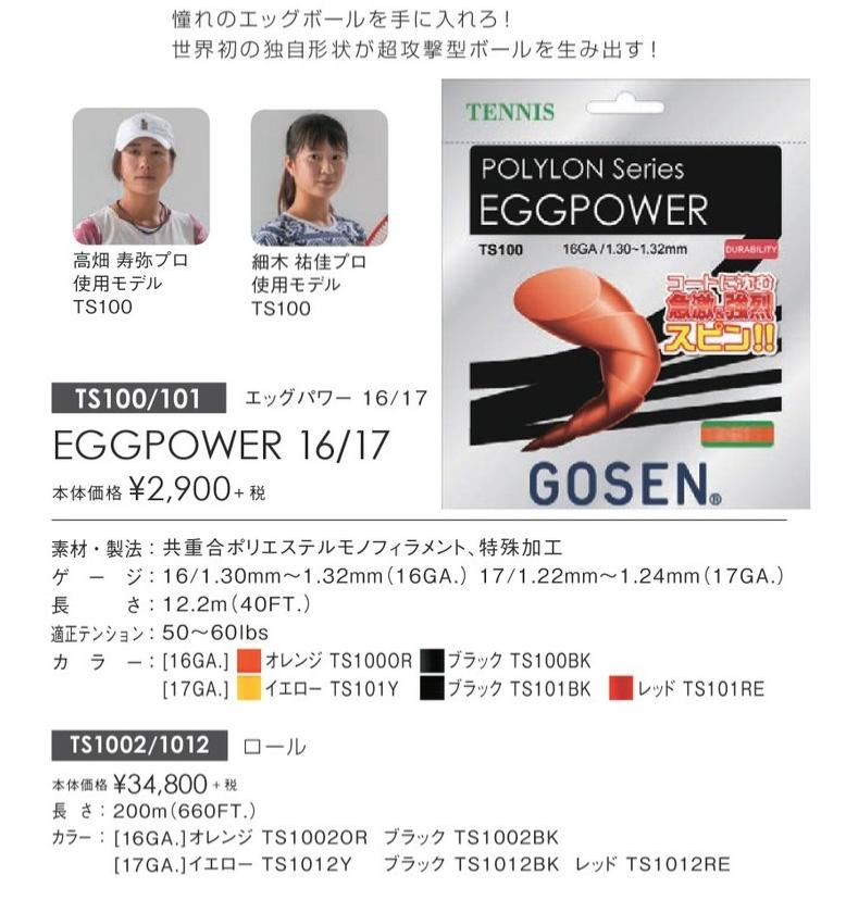 エッグパワー 16